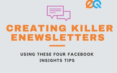 5 Simple Tips for Creating Killer eNewsletters