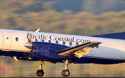 Pacific Coastal Airlines Selects engageQ